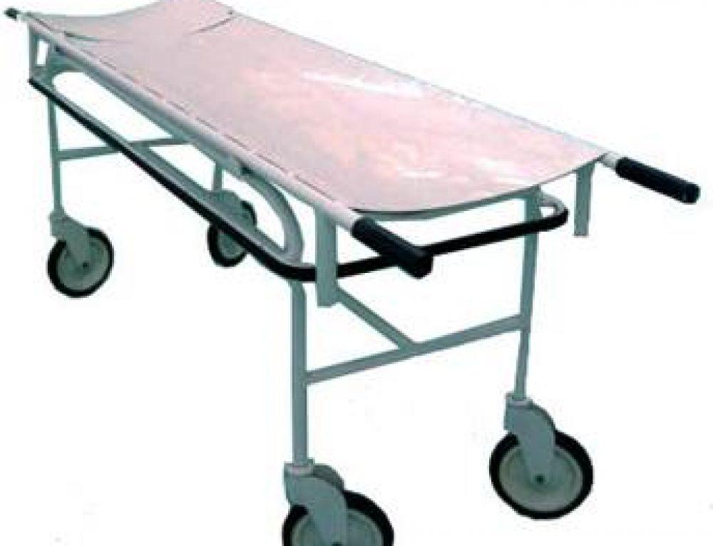 Каталки медицинские со съемными носилками