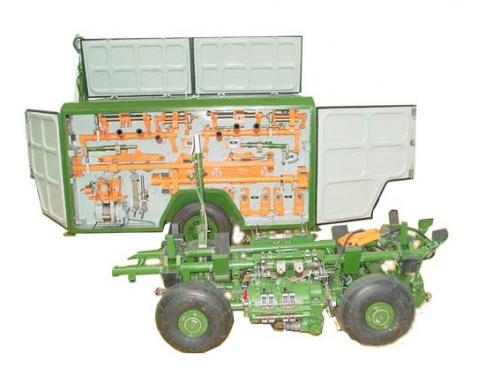 Система подвески грузов СПГ-1500 ( В, И, К, СМ)