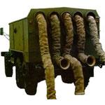 Унифицированный моторный подогреватель УМП-350-131