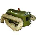 Унифицированный подогреватель воздуха УПВ-1