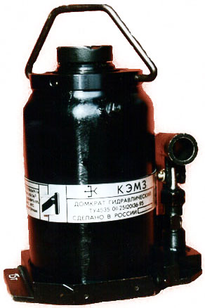 Домкрат гидравлический ДГ-15