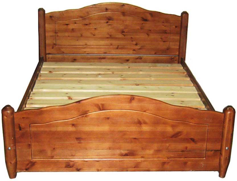 Кровать 2-х спальна КЭМЗ