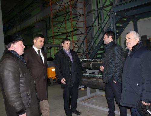 ОАО «Концерн КЭМЗ» и ОАО «ВИЛС» обсуждают возможности сотрудничества».