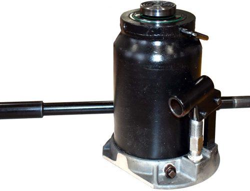 Телескопический домкрат 2ДГ 15М 300