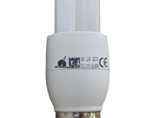 Компактная энергосберегающая лампа КЭЛ 9 2U E27